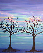 Inspire Paintings - Branching Out by Stacey Zimmerman