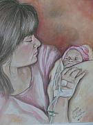 Gift Pastels Originals - Brand New by Sandra Valentini