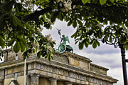 Berlin Germany Prints - Brandenberg Gate Print by Jon Berghoff