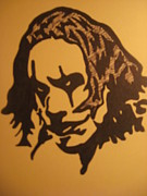  Brandon Lee Prints - Brandon Lee Print by Damian Howell