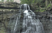 Brandywine Photos - Brandywine Falls by David Bearden