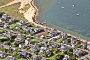 Nantucket And Marthas Vineyard - Brant Point House Nantucket Island 4 by Duncan Pearson
