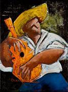 Bravado Alla Prima Print by Oscar Ortiz