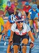 Cycling Originals - Breaking Away by Michael Lee