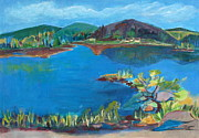 All - Breakwater on the Great Sacandaga  by Betty Pieper