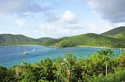 Bay Islands Posters - Breath-taking View Of Maho Bay, St John Poster by Driendl Group