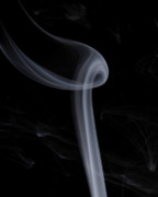 Smoke Art Prints - Breathe Print by Bryan Steffy