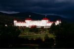 Mt. Washington Framed Prints - Bretton Woods Framed Print by Greg Fortier
