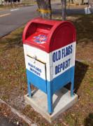 Brevard Veterans Memorial Center On Merritt Island Florida Print by Allan  Hughes