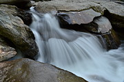Vermont Wilderness Art - Brewster River Falls Vermont by Wendell Ducharme Jr