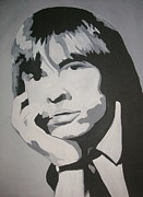 Brian Jones Print by Rock Rivard