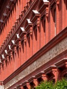National Building Museum Photos - Brickwork by Arthur Cabrales