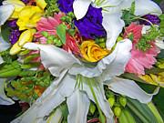 Patricia Taylor - Bridal Bouquet in Vivid Color