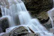 Bridal Veil Prints - Bridal Veil Falls Print by Barbara  White