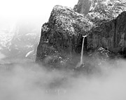 Nevada Falls Photos - Bridal Veil Mist by Mark Wilburn