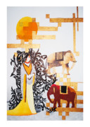 Shahzad Zar - Bridal With Elephant
