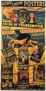 Bride Of Frankenstein Posters - Bride Of Frankenstein, 1935 Poster by Granger