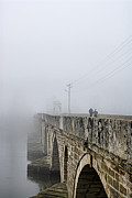 See Fog Prints - Bridge - 3 Print by Okan YILMAZ