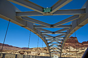 Slickrock Photo Prints - Bridge across Colorado Print by Scotts Scapes