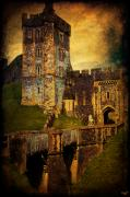 Portal Framed Prints - Bridge and Portal at Arundel Framed Print by Chris Lord