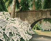 Carol Schmauder - Bridge at Manito Park