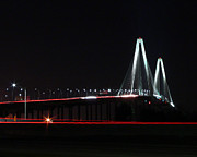 Traffic Lights Photos - Bridge Blur by Al Powell Photography USA