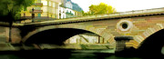 Photography Art Posters - Bridge Poster by Photography Art