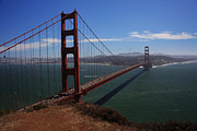 Golden Gate Photos - Bridge of Dreams by Laurie Search