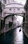 Italy Canal Posters - Bridge of Sighs Poster by Traveler Scout