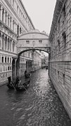 Luis And Paula Lopez Prints - Bridge Of Sighs Print by Luis and Paula Lopez