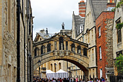 Britain Framed Prints - Bridge of Sighs Framed Print by Tony Murtagh