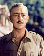 Mustache Posters - Bridge On The River Kwai, Alec Poster by Everett