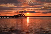 Deb  Kestler - Bridge Sunset