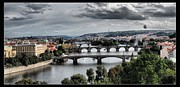 Petr Nikl - Bridges in Prague