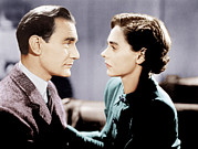 1945 Movies Framed Prints - Brief Encounter, From Left Trevor Framed Print by Everett