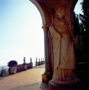 Sienna Italy Prints - Bright Light Ravello Print by Martin Sugg