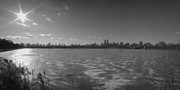 Panoramas - Bright Winter Day NYC by Robert Ullmann