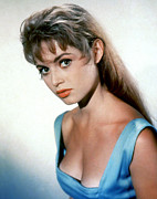 1950s Portraits Art - Brigitte Bardot, 1950s by Everett
