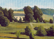 East Tennessee Paintings - Bristol Farm by Mark Froehlich
