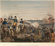 1814 Posters - British Defeat, 1814 Poster by Granger