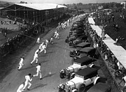 Formula Car Photos - British Grand Prix by Fox Photos
