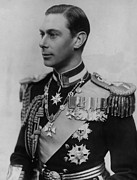 King George Vi Framed Prints - British Royalty. Prince George, Duke Framed Print by Everett