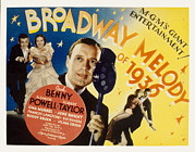 Posth Posters - Broadway Melody Of 1936, Eleanor Poster by Everett