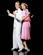 Incol Art - Broadway Melody Of 1940, From Left Fred by Everett