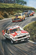 Castrol Posters - Brocks Bathurst 1979 Poster by Colin Parker