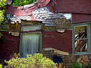 Farmhouse Photos - Broken Dream by Merv Scoble