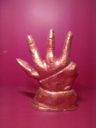 Broken Sculptures - Broken Pinky by Muhammad arif Channa -MAC-