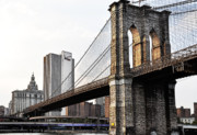 Brooklyn Bridge Prints - Brooklyn Bridge 1.2 Print by Frank Mari