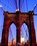Anna  Duyunova - Brooklyn Bridge