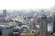 Selective Focus Framed Prints - Brooklyn Cityscape Framed Print by Ian Reid